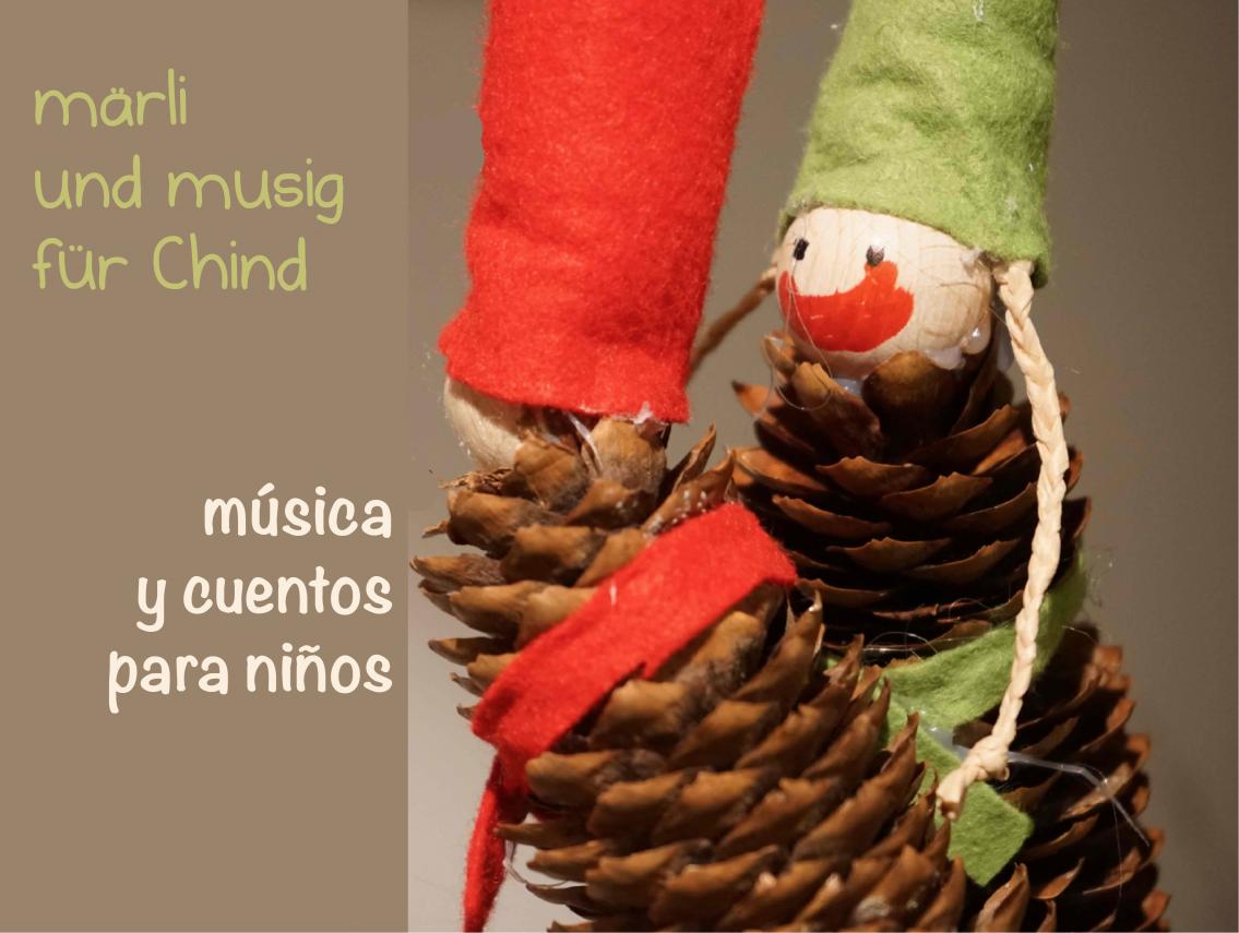 in Planung: Märli und Musig für Chind